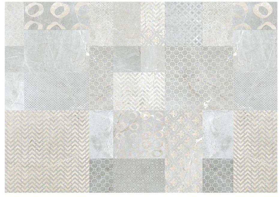 Veľkoformátová tapeta Artgeist Tiles, 400 x 280 cm