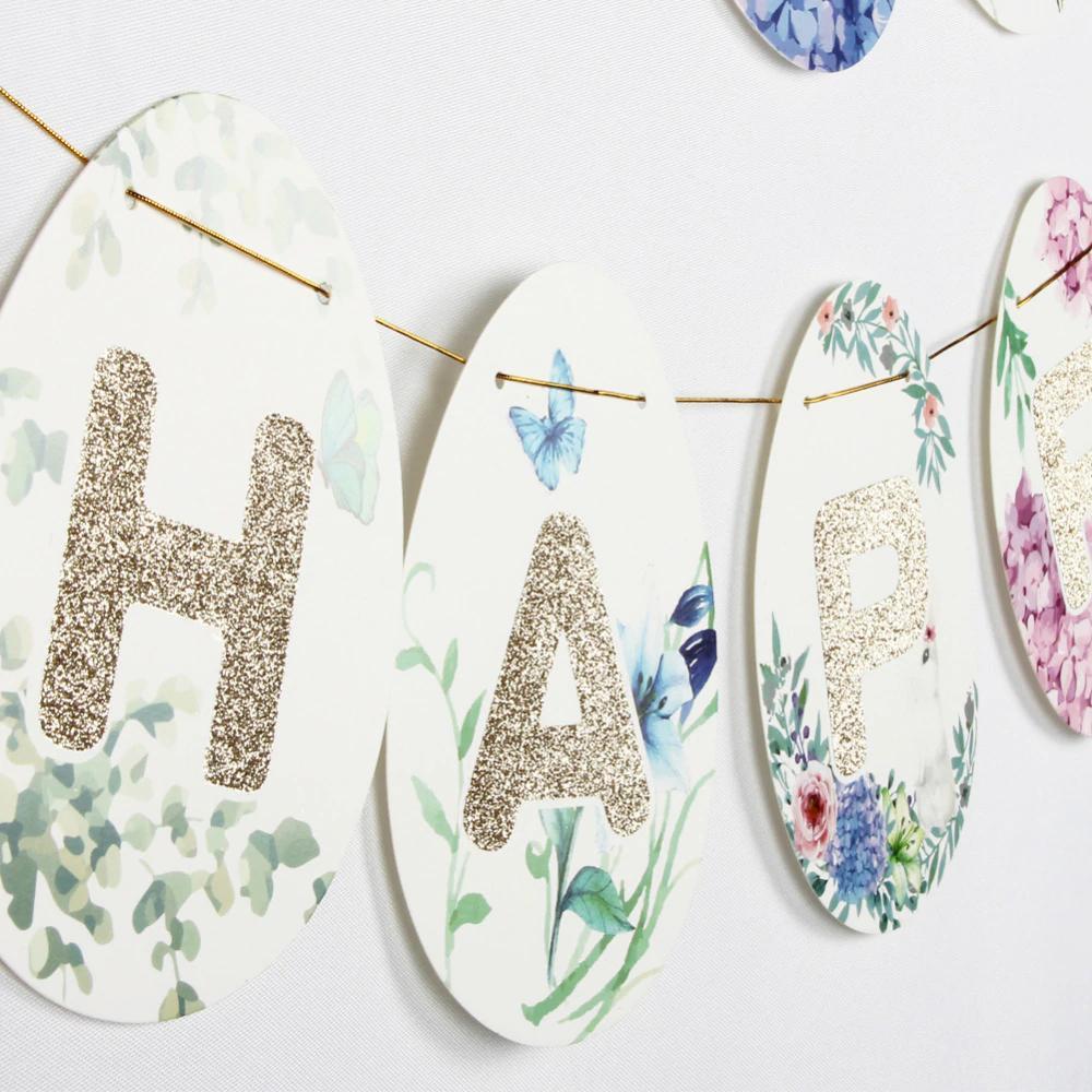Veľkonočný reťaz - Happy Easter Varianta: 1