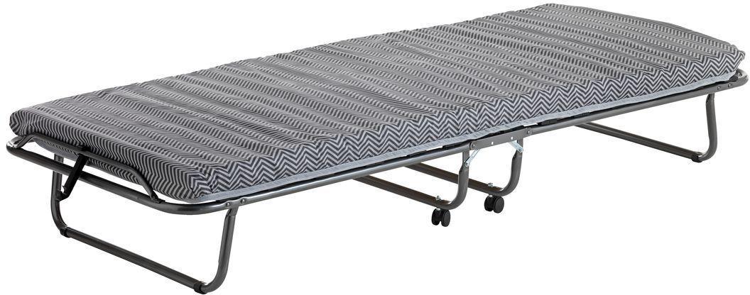 Veraflex Skladacia posteľ Como 190x80 - antracit