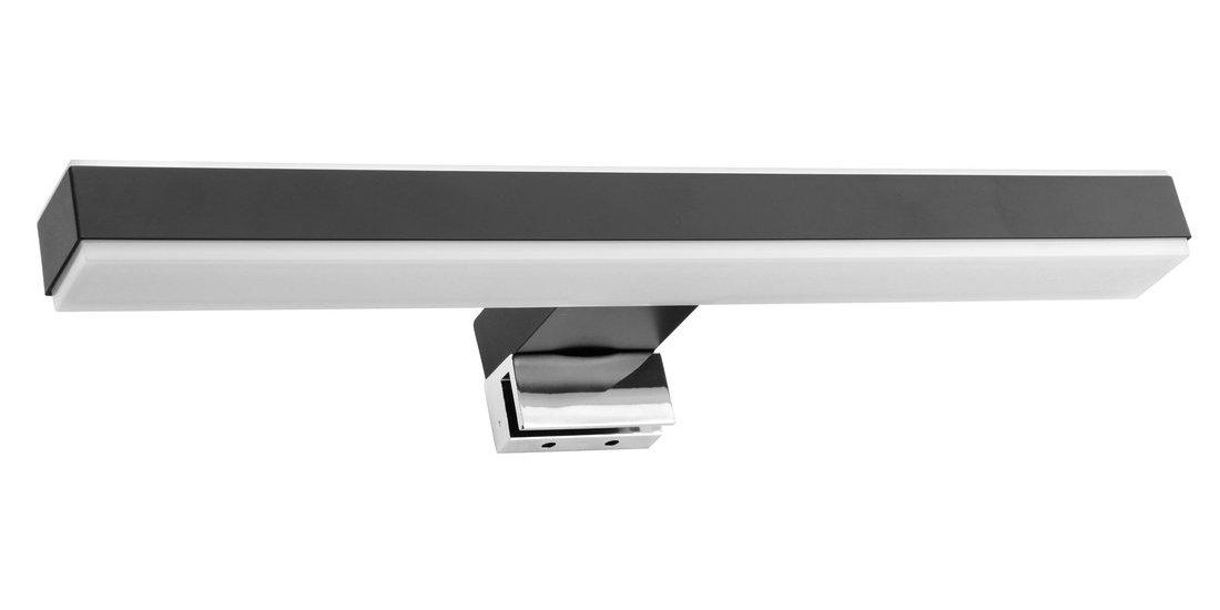 Veronica 2 E27423CI LED svietidlo, 8W, 300x25x83 mm, čierne