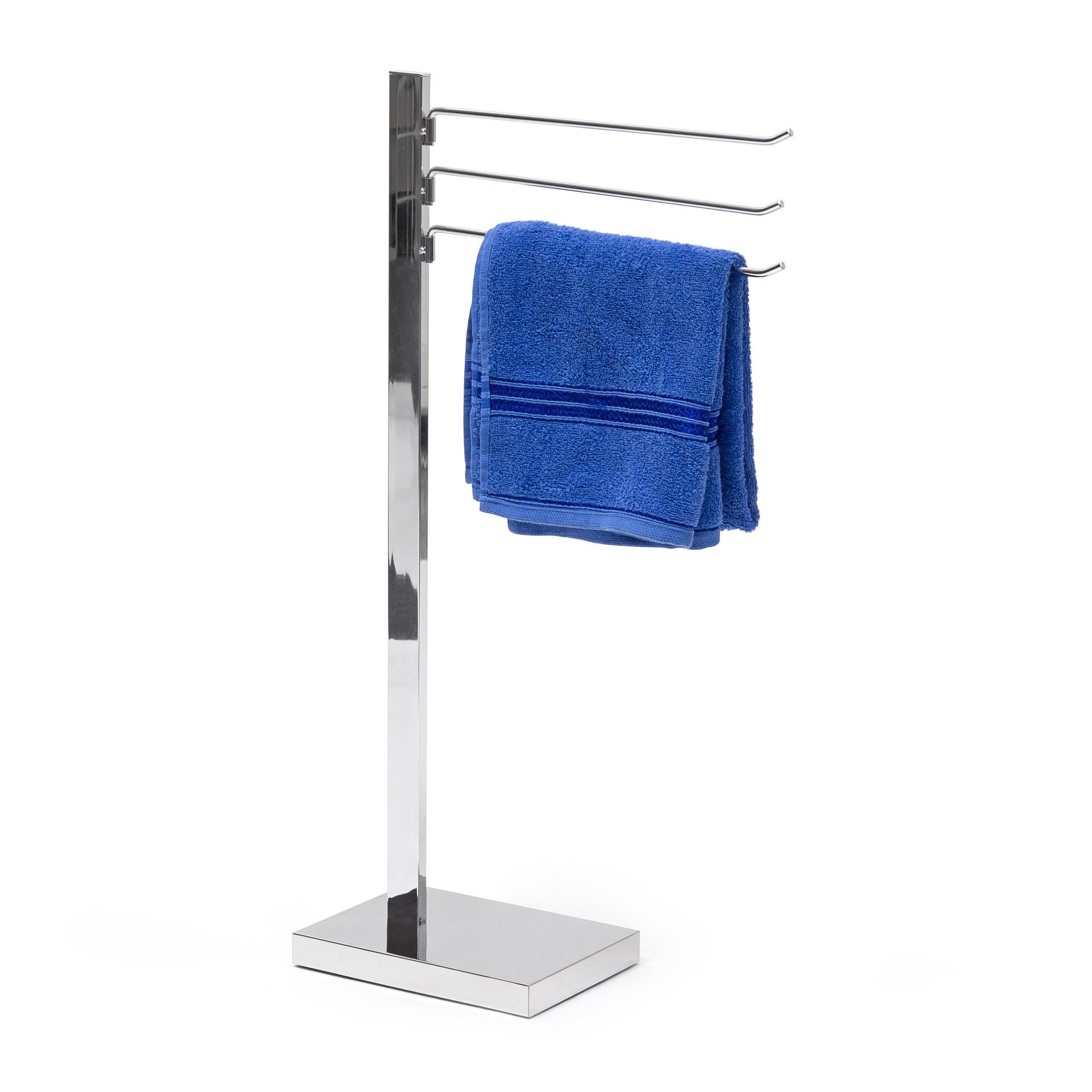 Vešiak na uteráky Chróm, RD0132, 78cm