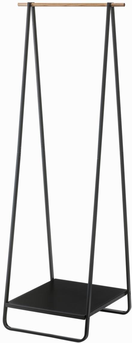 Vešiak Yamazaki Tower Hanger Rack, čierny