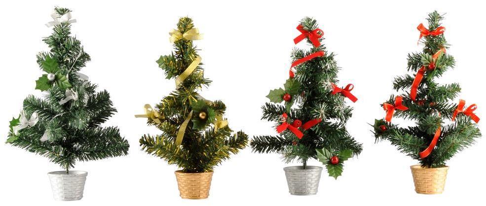 Vianočný stromček 36cm assort