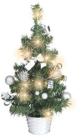 Vianočný stromček 45cm 20LED