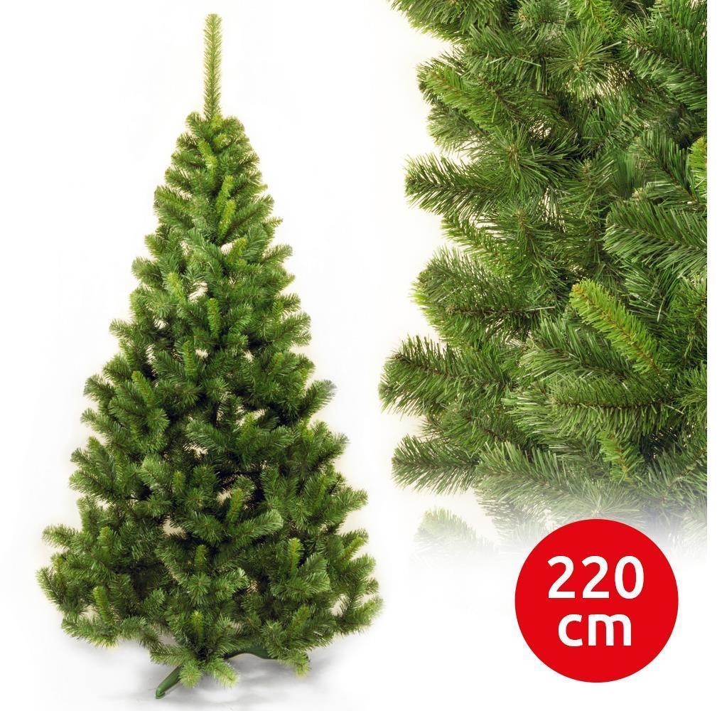 Vianočný stromček JULIA 220 cm jedľa