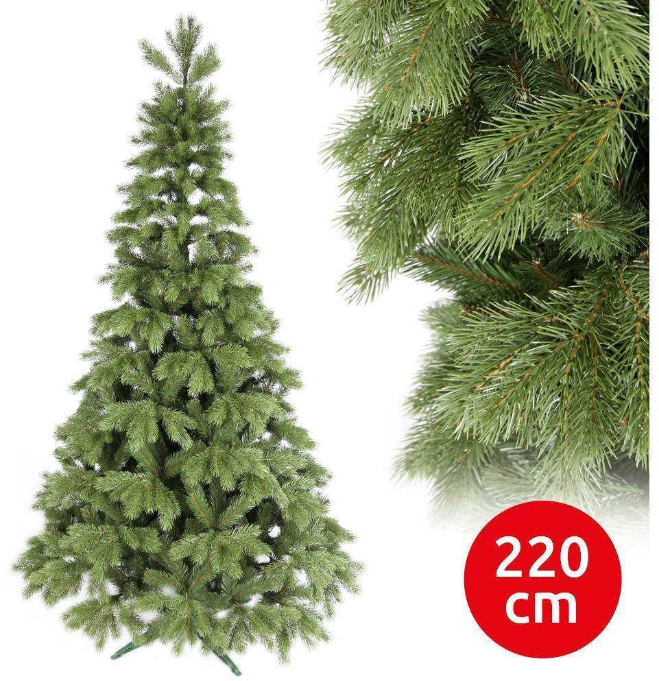 Vianočný stromček LIGHT 220 cm borovica