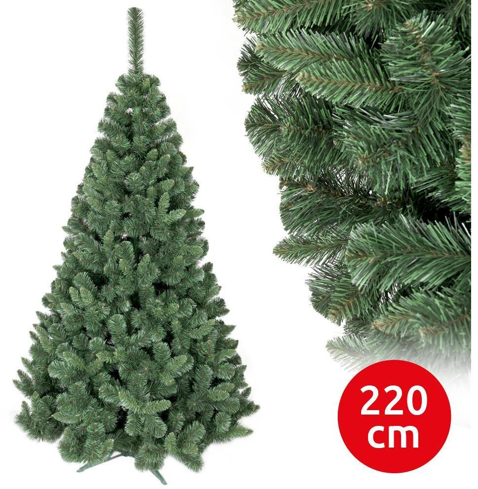 Vianočný stromček SMOOTH 220 cm borovica