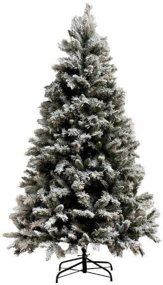 Vianočný zasnežený strom Snowy - 105 * 193cm