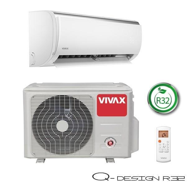 VIVAX Q Design ACP24CH70AEQI