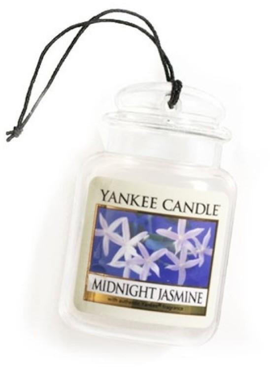 Vôňa do auta Yankee Candle - Midnight Jasmine