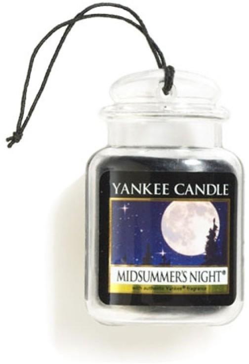 Vôňa do auta Yankee Candle - Midsummer Night