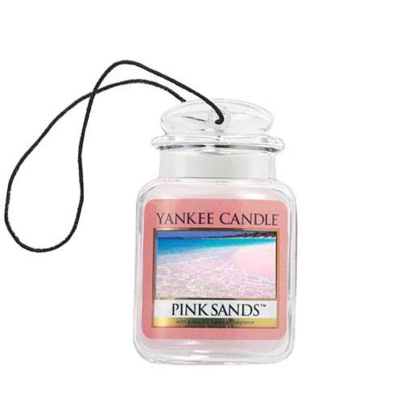Vôňa do auta Yankee Candle - Pink Sands