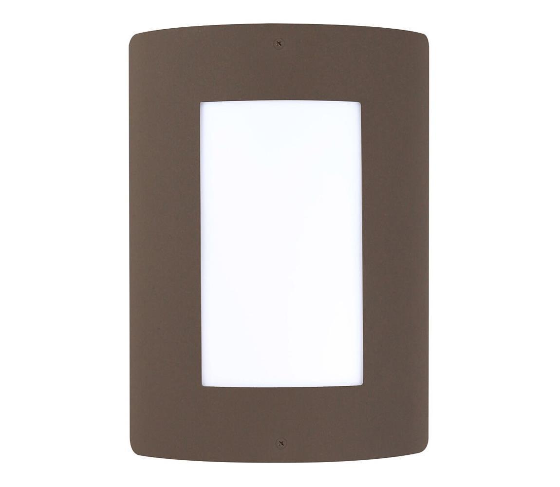 Vonkajšie nástenné svietidlo SAFON E27/14W/230V IP44