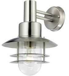 Vonkajšie osvetlenie ACTION FERRY 472401970000, E27, 60 W, nerezová ocel, nerezová oceľ kartáčovaná