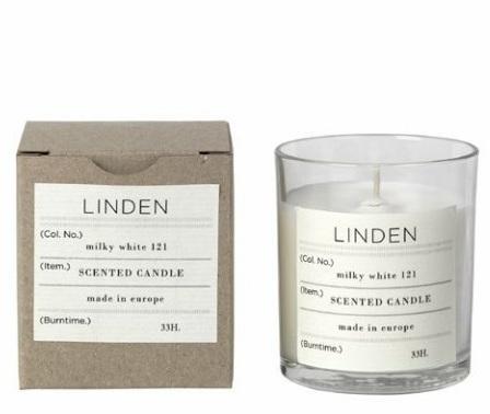 Vonná svíčka Broste Linden