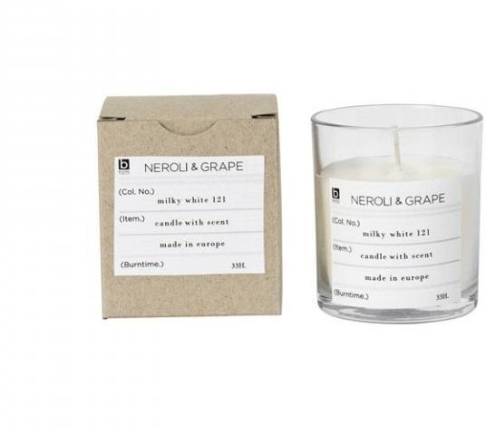 Vonná svíčka Broste Neroli&Grape