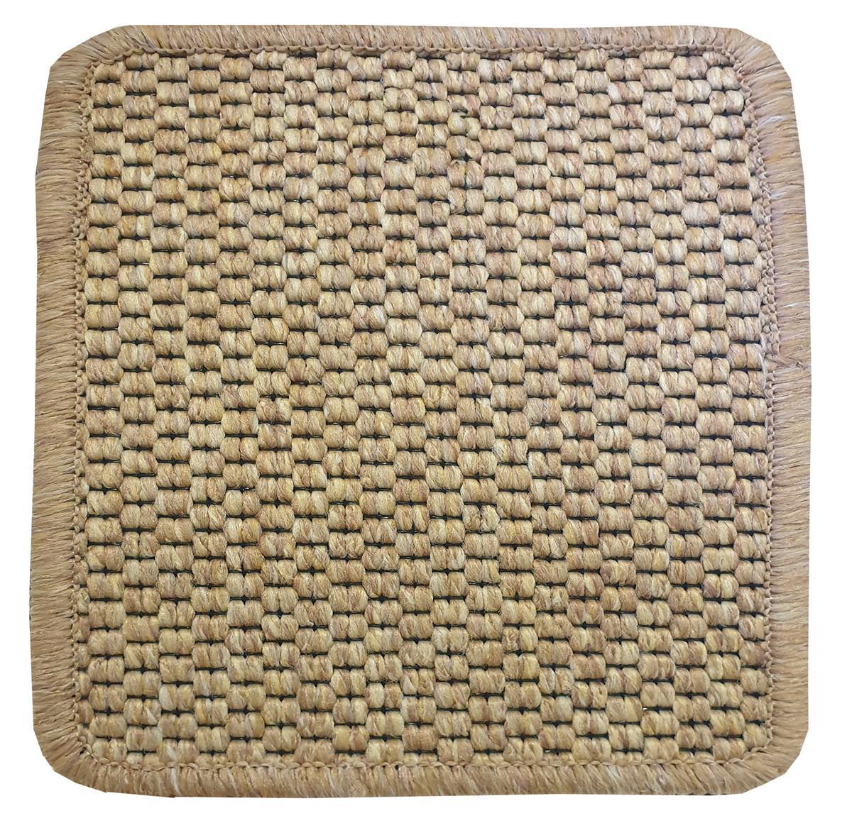 Vopi koberce Kusový koberec Nature terra čtverec - 180x180 cm