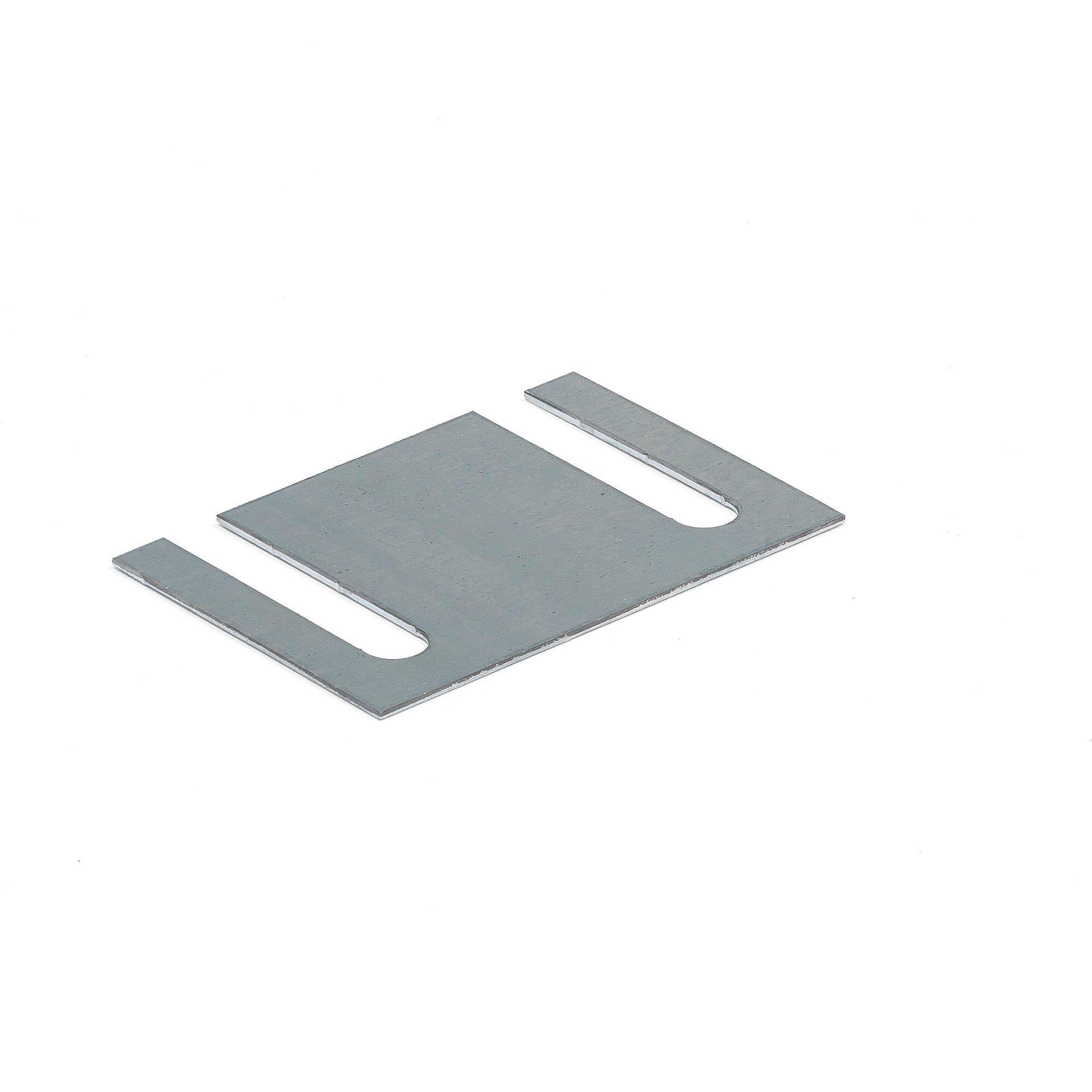 Vyrovnávacia podložka Ultimate, výška 2 mm, P80