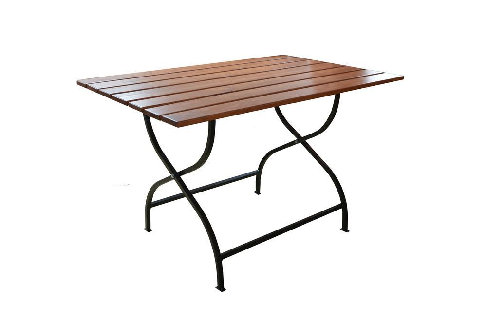 WEEKEND stůl- FSC ROJAPLAST
