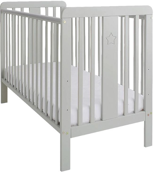 WO Detská postieľka Star Cot Limited 120x60