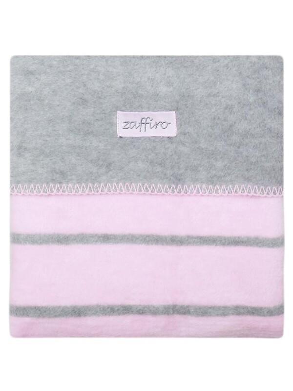 WOMAR - Detská bavlnená deka 75x100