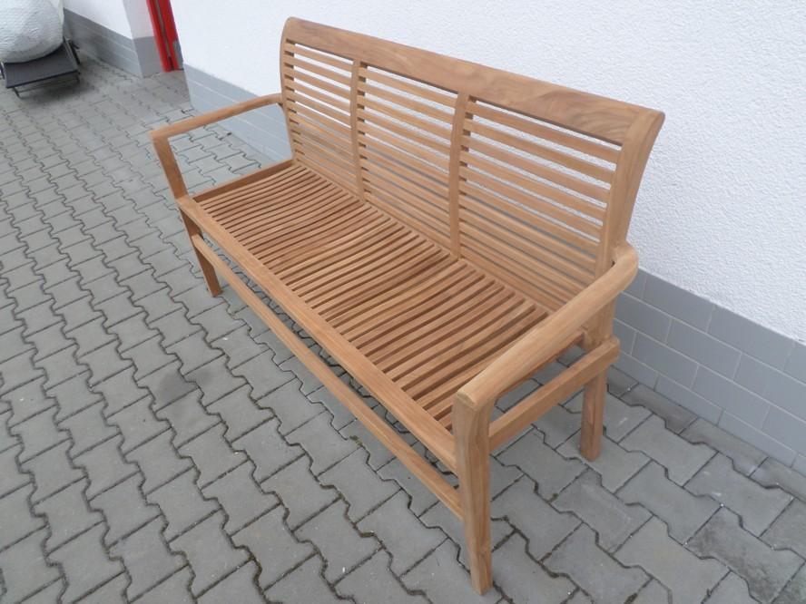 InternetovaZahrada - Záhradná lavica Stucking - 150 cm