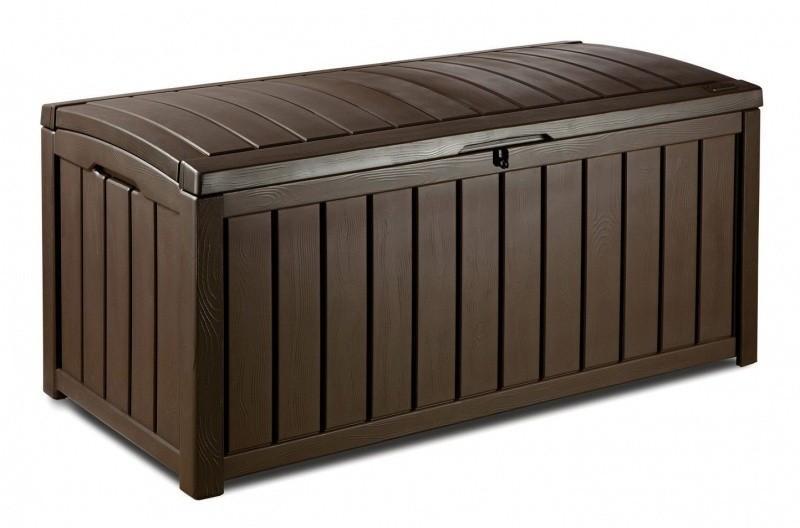 Záhradný box Glenwood 390 l Keter hnedý