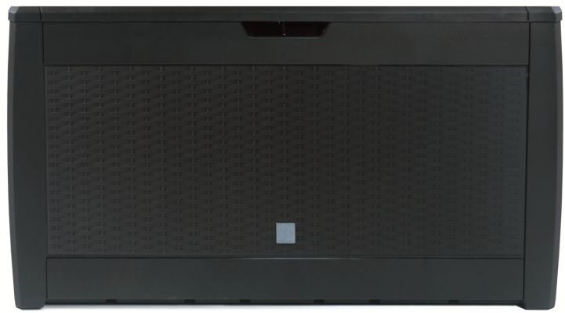 Záhradný box RATANO 119 cm - 310 L antracit