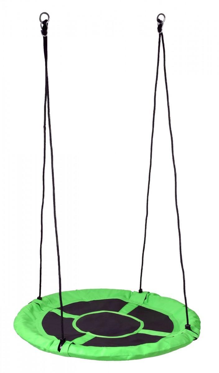 Záhradná hojdačka Rubik zelená 100 cm