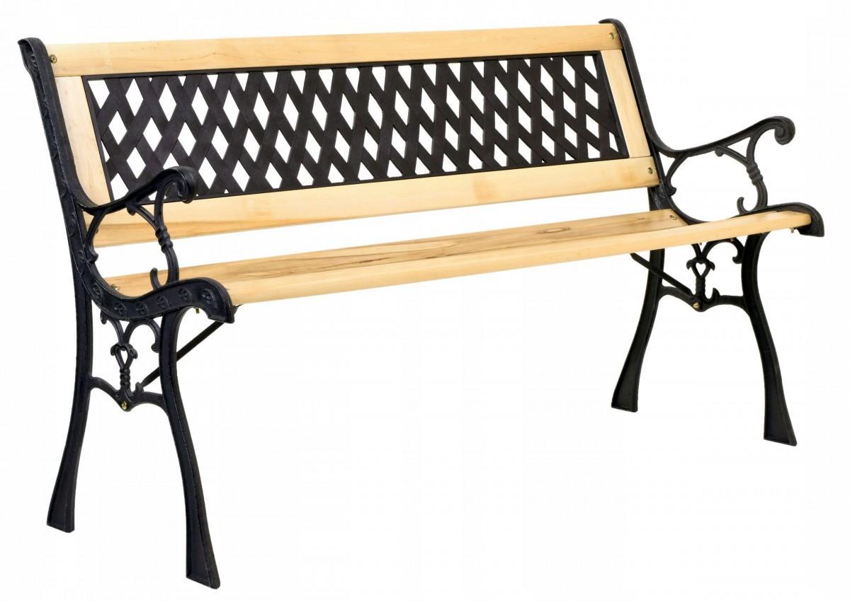 Zahradní lavička Karo