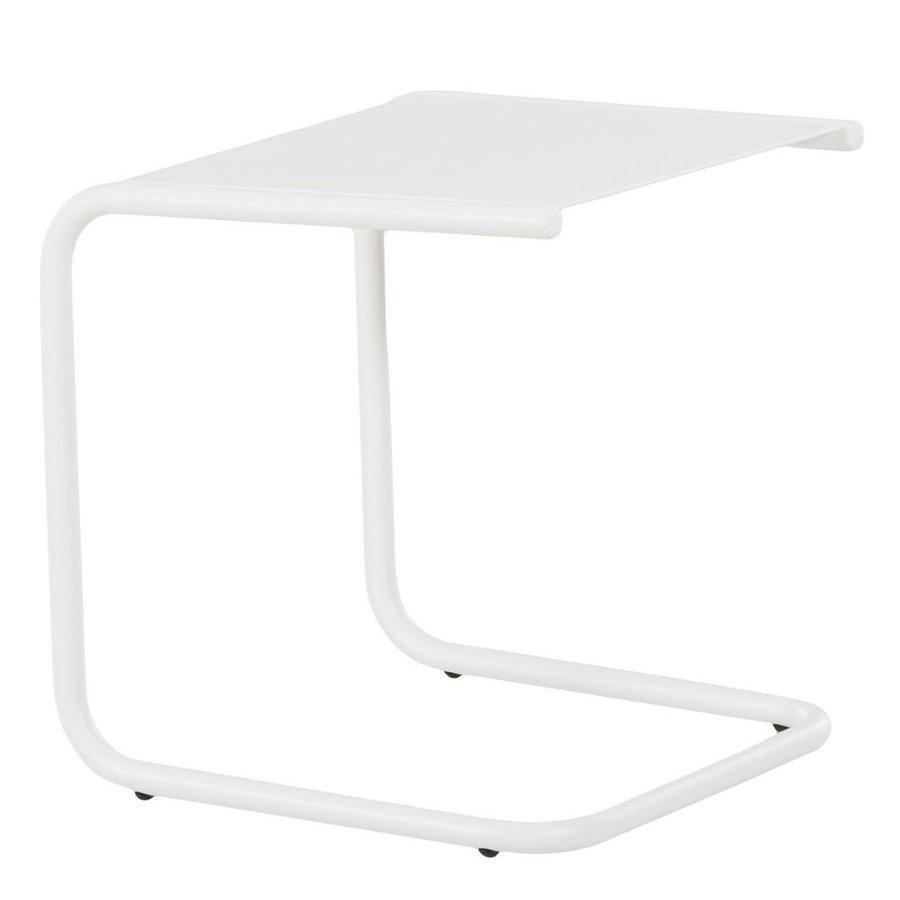Záhradný príručný stolík FIAM CLUB   biela