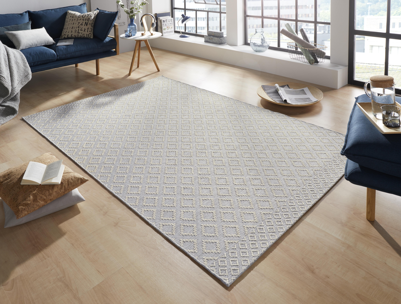 Zala Living - Hanse Home koberce Kusový koberec Harmony Grey Wool 103318 - 130x190 cm