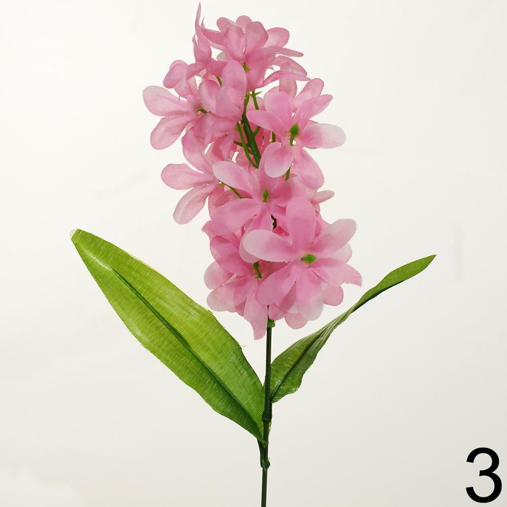 Zápich hyacint 33cm ružový 1100018R