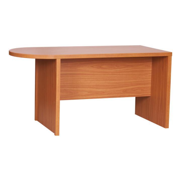 Zasadací stôl s oblúkom OSCAR T03 čerešňa Tempo Kondela