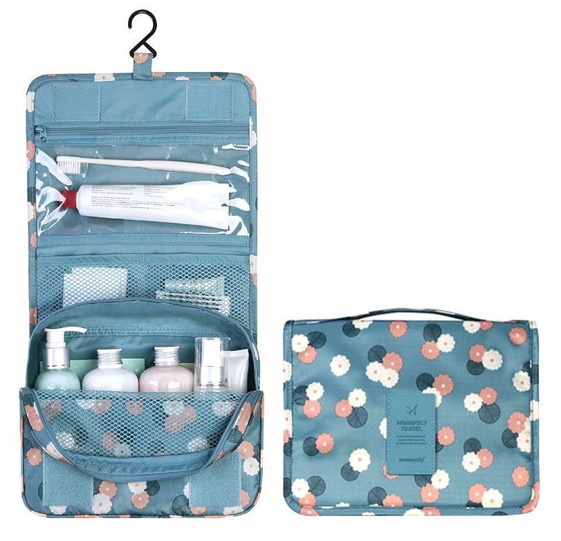 Závesná toaletná taška - 5 variantov Varianta: 3
