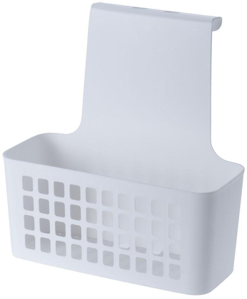 Závěsný košík bílý
