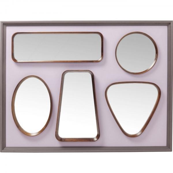 Zrcadlo Art Shapes 170×130 cm