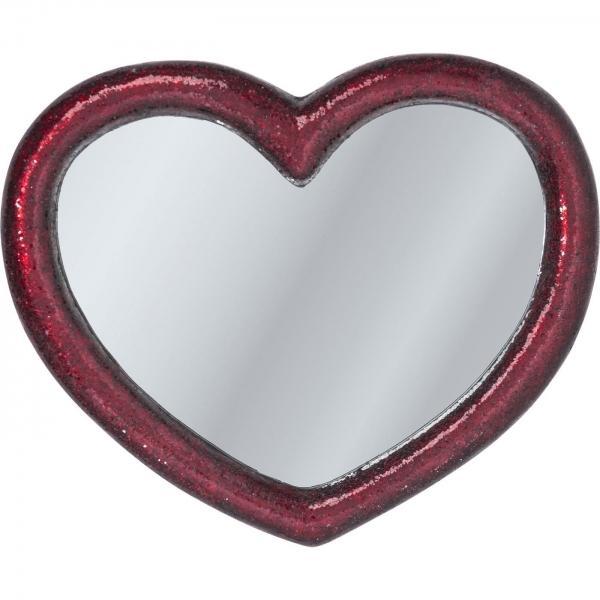 Zrcadlo Mosaik Heart 100x123cm