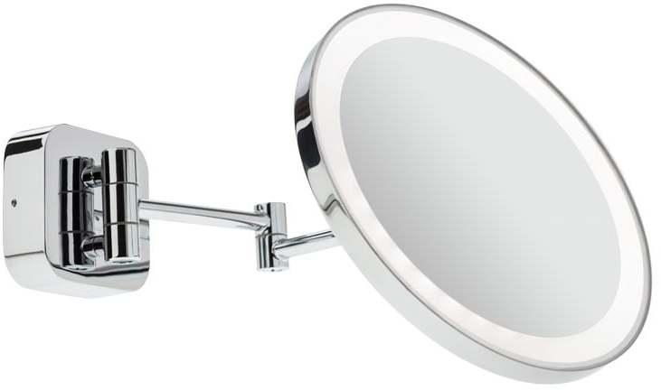 Zrkadlo s osvetlením REDO BOB LED zrkadlo IP44 01-968