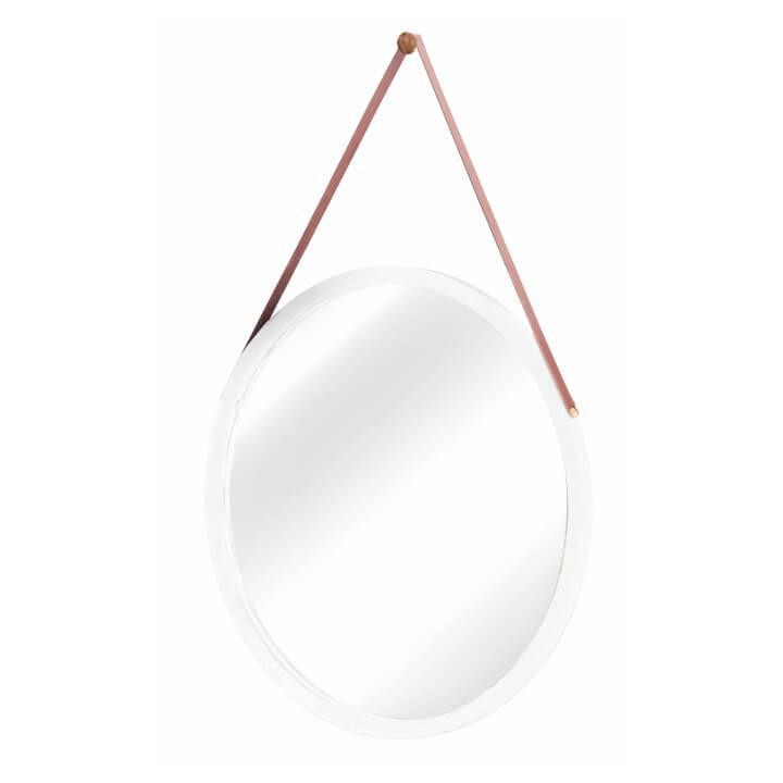 Zrkadlo Loma 1 (biela)