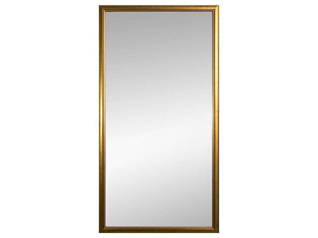 Zrkadlo v ráme Gaudia Goldy 45x68cm 042R010