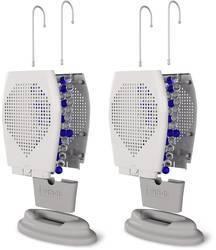 Zvlhčovač vzduchu PINGI HTD2-100, biela, sivá